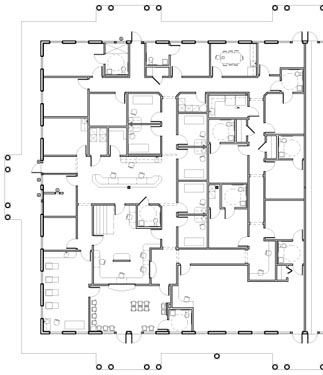 Ailani Medical Offices Floor Plan 2