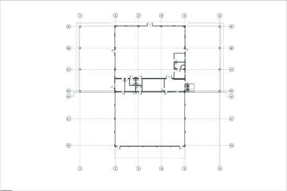 Atlantic Marine Boat Dealership Floor Plan