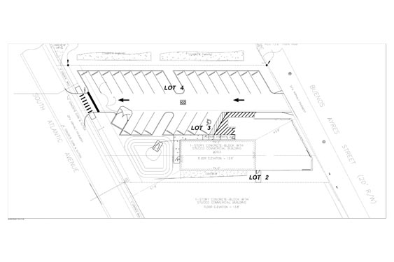 Barracudas Restaurant Site Map