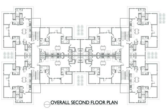 Eagle Landing Phase 2 2nd Floor Plan