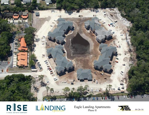 Eagle Landing Phase 2 Aeriel View 4