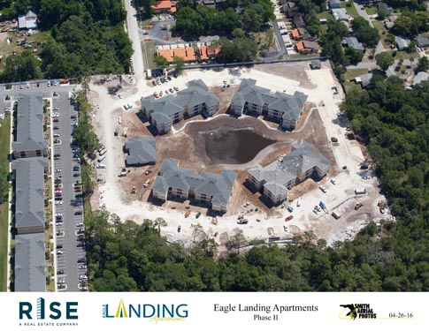 Eagle Landing Phase 2 Aeriel View 5