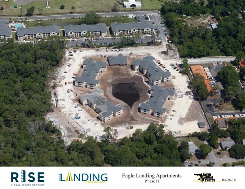 Eagle Landing Phase 2 Aeriel View 6