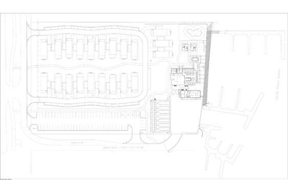 NSB Marina Site Map 2