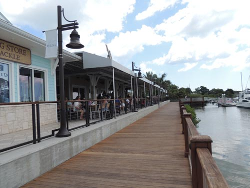 NSB Marina Construction Photo of dockside