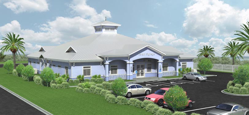 OBGYN Medical Office Rendering