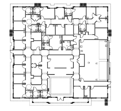 OBGYN Medical Office Floor Plan