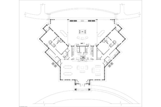 Phillips Ranch L Cabin Floor Plan 2