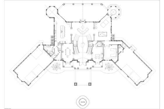 Phillips Residence Floor Plan