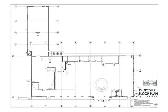 RC Hill Honda Dealership Floor Plan