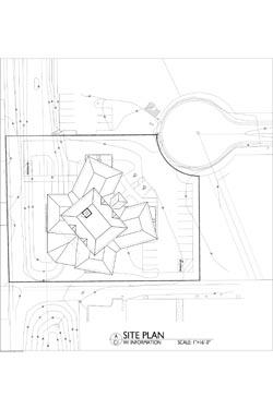 Sarah House ALF Ormond Beach Site Map