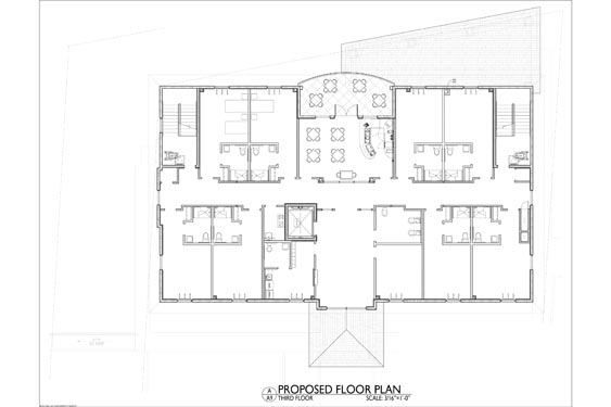 Silver Beach ALF 3 Story Project Project Floor Plan 3