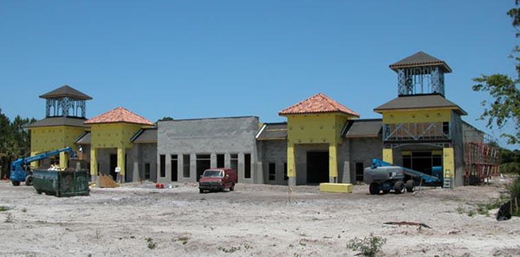 Southwinds Shoppes Construction Site 5