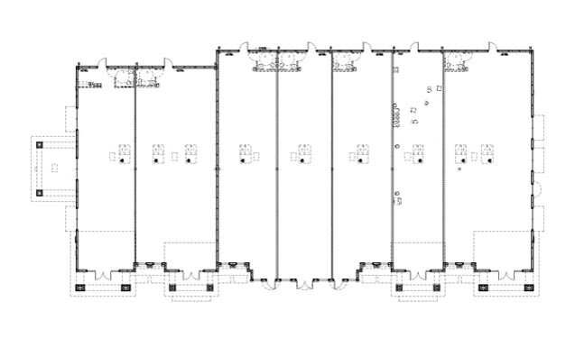 Southwinds Shoppes Site Map