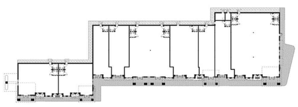 Tarragona Shoppes Floor Plan