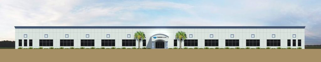 Teledyne Gas Oil HQ Project Rendering