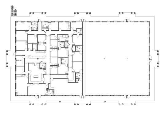 Ailani Medical Offices Floor Plan 1
