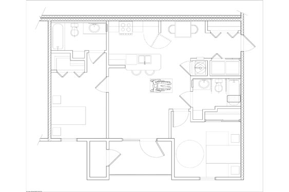 Eagle Landing Phase 1 Cessna Floor Plan 1