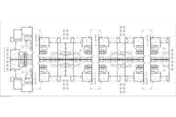 Eagle Landing Phase 1 Floor Plan 1st floor