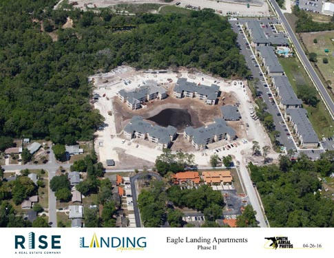 Eagle Landing Phase 2 Aeriel View 7