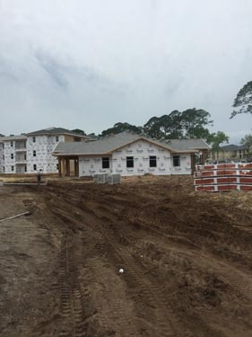 Eagle Landing Phase 2 Construction Site