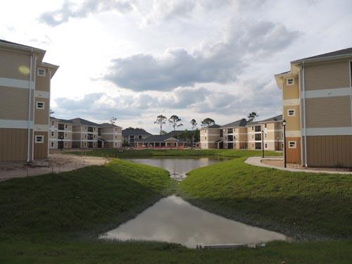 Eagle Landing Phase 2 Center Pond 2