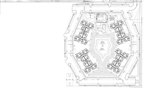 Eagle Landing Phase 2 Site Map Blueprint
