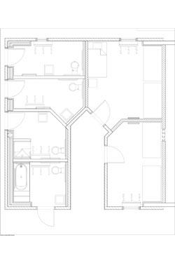 Hope Place Unit G Floor Plans