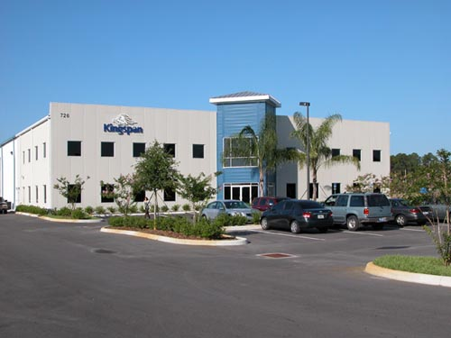 Kingspan DeLand Completed Project
