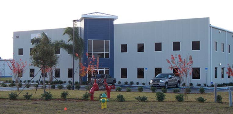 Kingspan DeLand Completed Project Exterior
