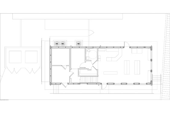 NSB Marina Store Floor Plan 3