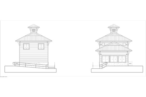 NSB Marina Store Elevations 5