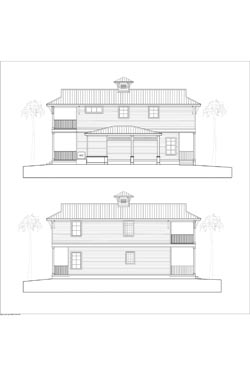 NSB Marina Key Largo Bungalow Elevations 5