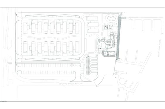 NSB Marina Site Map 1