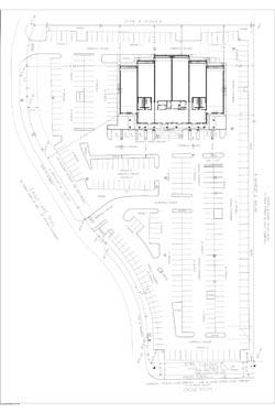 Port Orange Regal Center Site Map