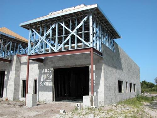 Southwinds Shoppes Construction Site 6