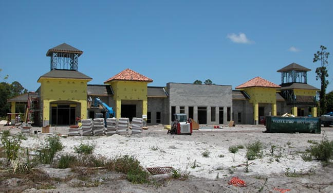 Southwinds Shoppes Construction Site 4