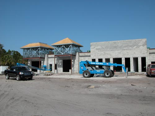Southwinds Shoppes Construction Site 2