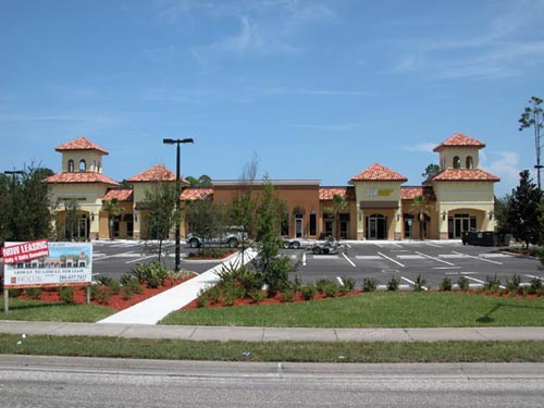 Southwinds Shoppes Completed Project