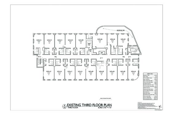 Streamline Hotel Floor Plan 5
