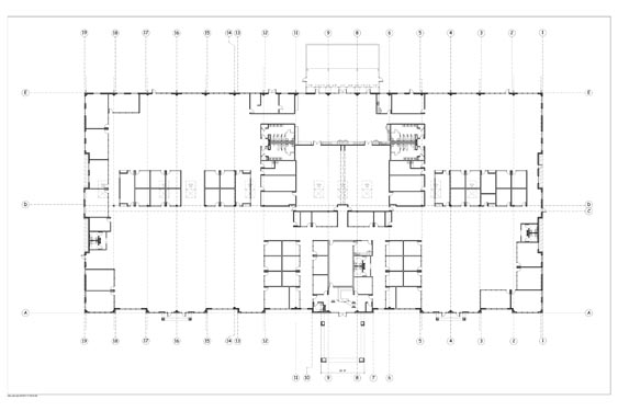 Top Build HG Project Floor Plan